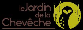 Le Jardin de la Chevêche Logo