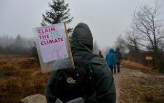 A notre manière nous avons aussi marché pour le climat et la biodiversité!